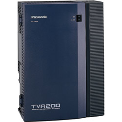Panasonic KX-TVA200 Voice processing System, up to 24 ports, up