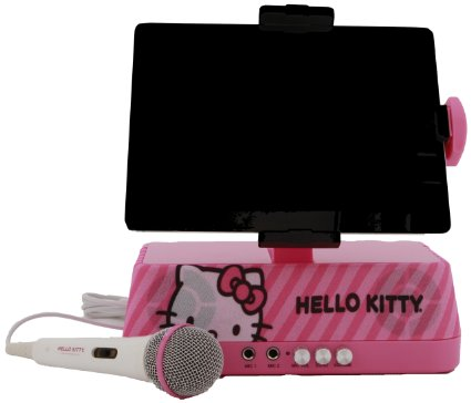 Hello Kitty ISK-IPAD HK  Karaoke For Ipad