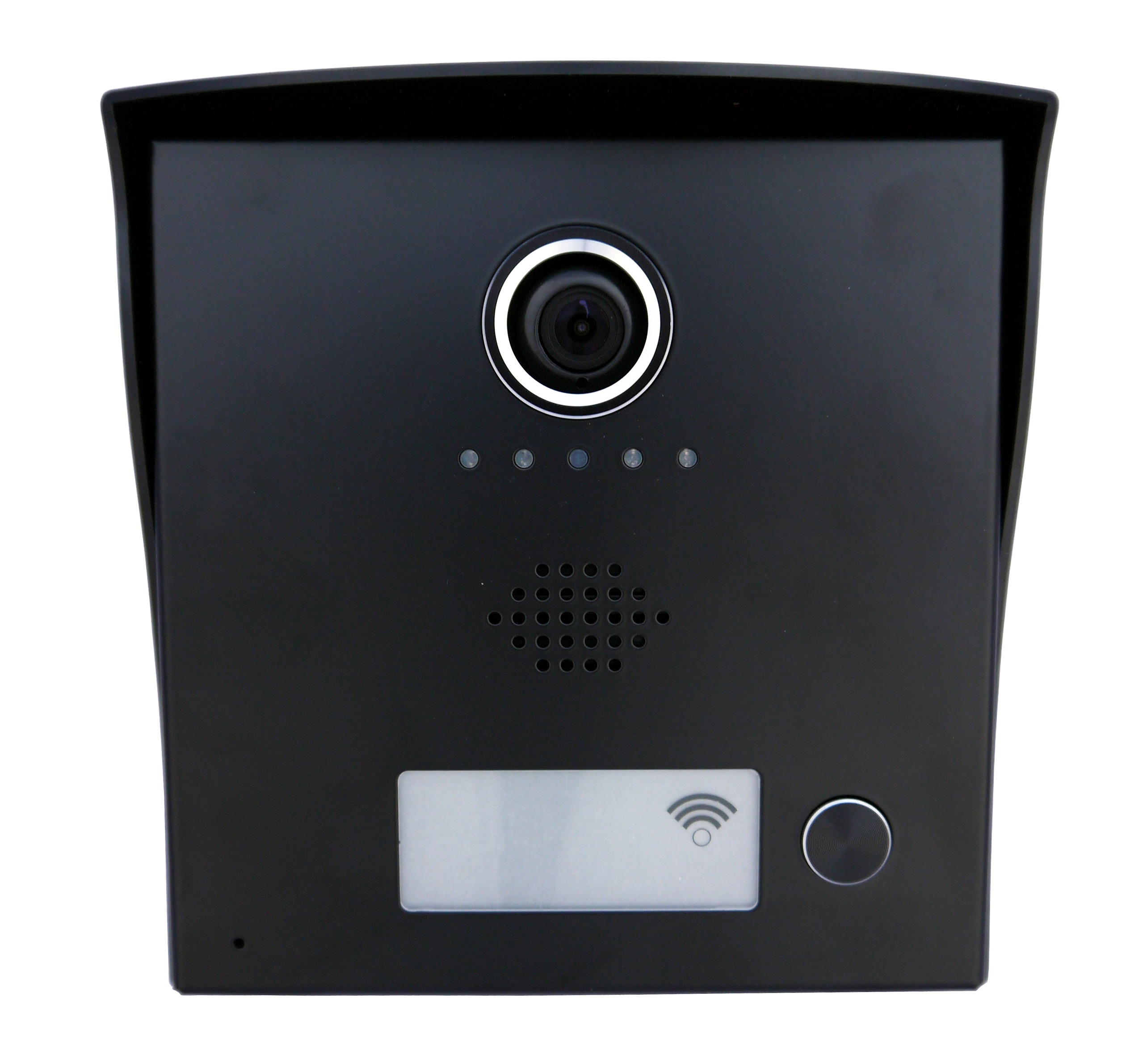 Sykik EYE Wi-Fi Video Door Bell, see who is at the door when the