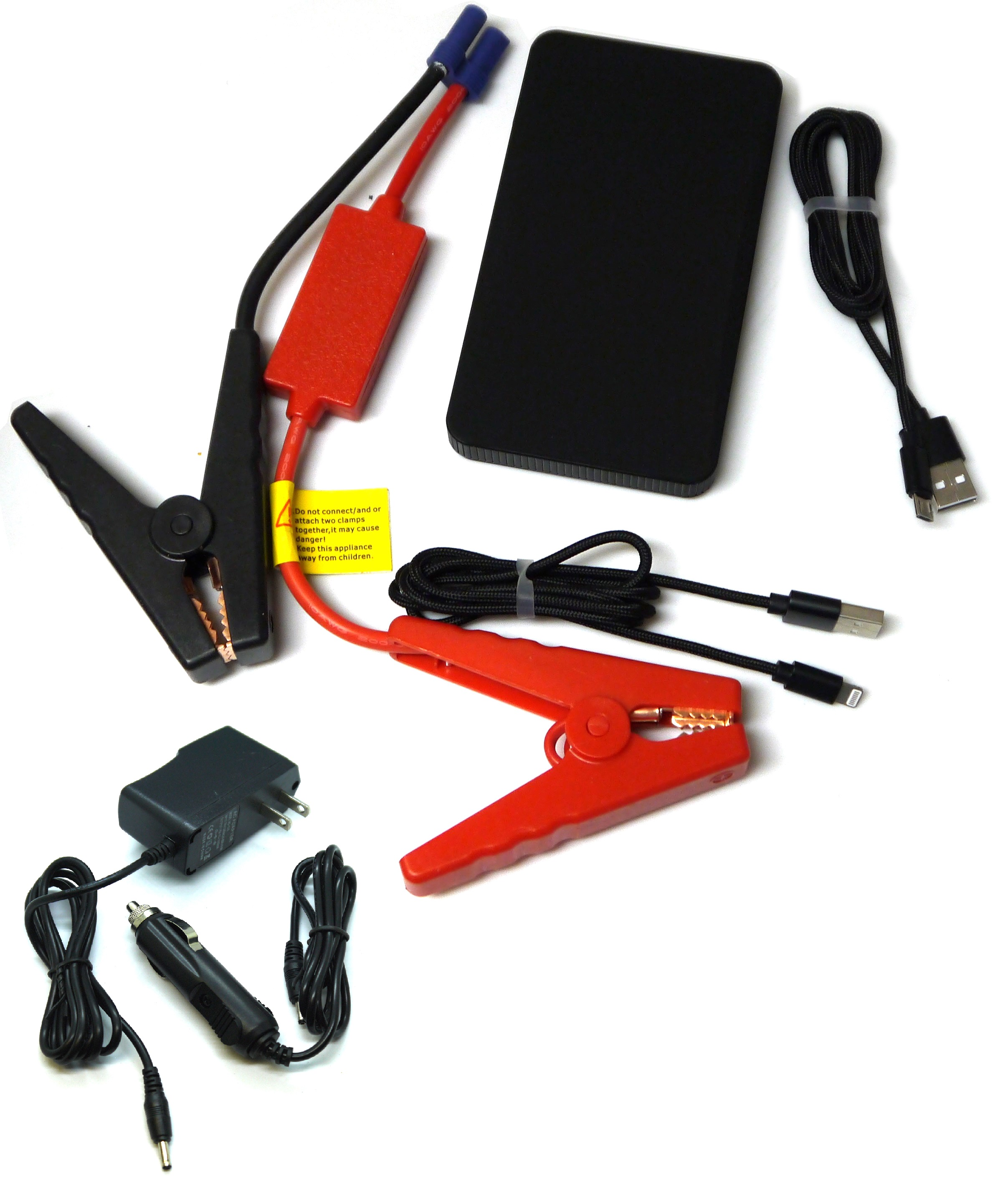 Sykik Rider SRJS300, Jump starter for motorcycles and cars