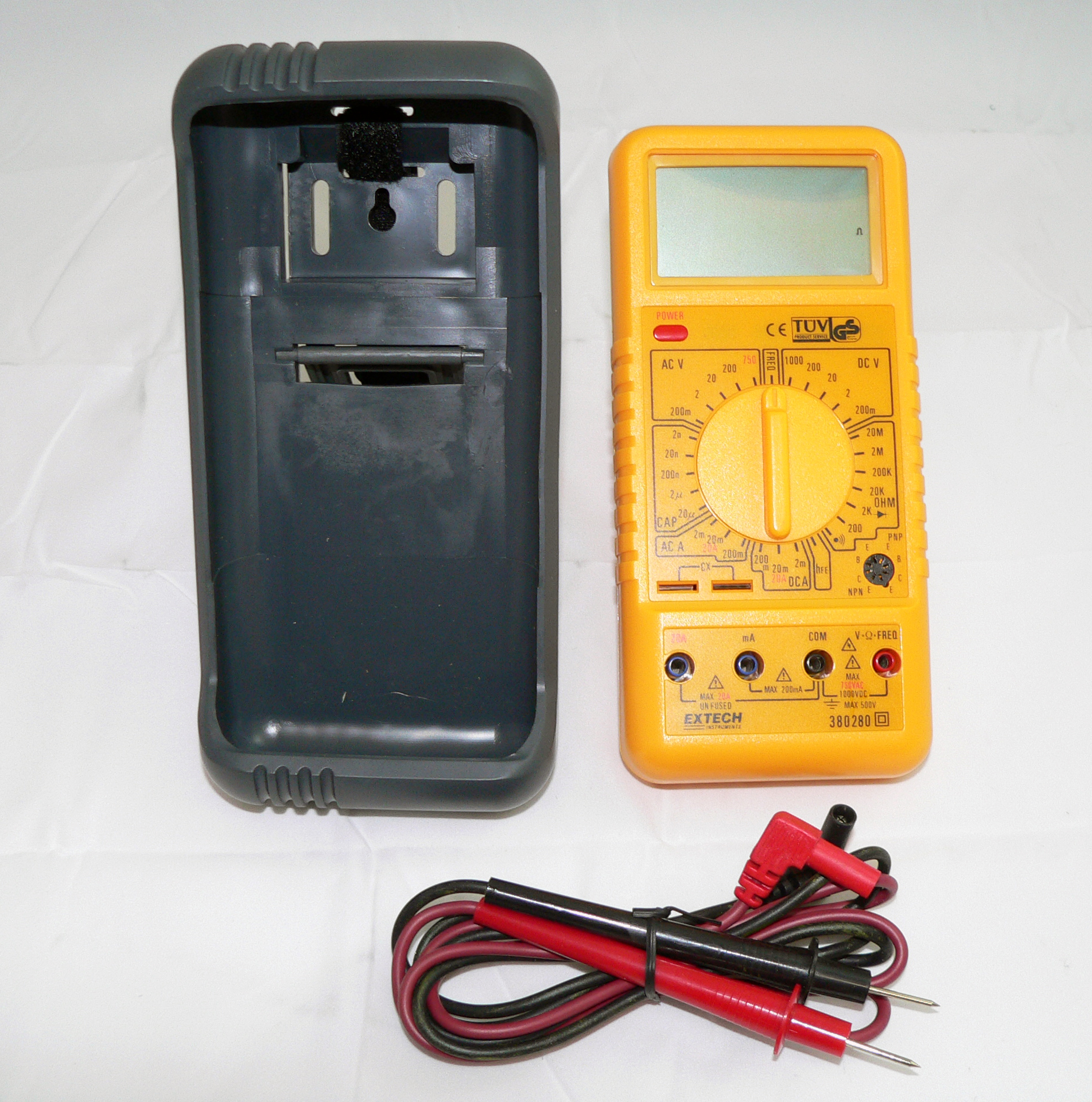Extech Instruments 380280 Digital Multimeter