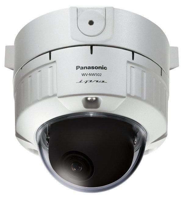 Panasonic WV-NW502SK Dome Network Camera, No Lens
