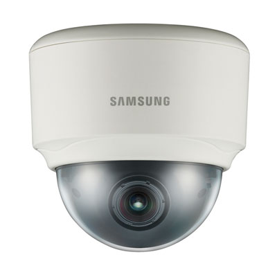 Samsung SND-7082 RB 3MP True Day/Night Network Indoor Dome Camer