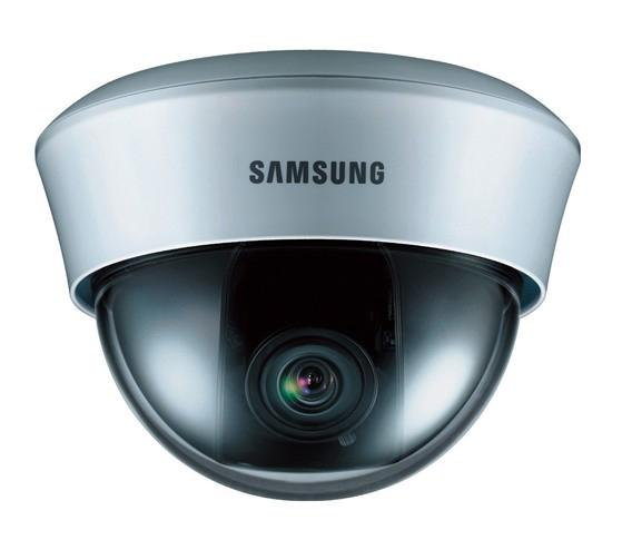 Samsung SCC-B5368 RB- 600TVL D/N XDR Dome Camera, 2.8-11mm