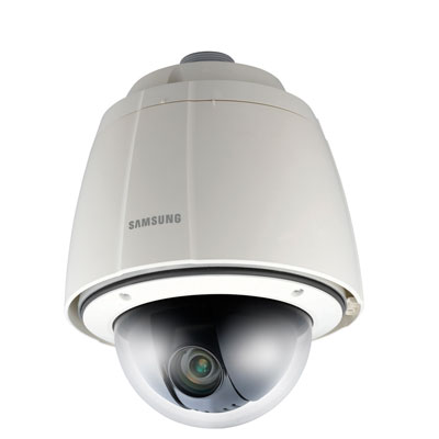 Samsung Security SCP-3370TH RB- 37x Outdoor True Day/Night PTZ C