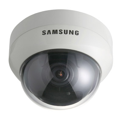 Samsung SID-452 RB  - 1/3 High Resolution, Day & Night Dome CCTV