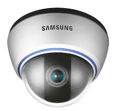 "Samsung SID-460 - 1/3"" High Resolution, Day & Night Dome Camera"