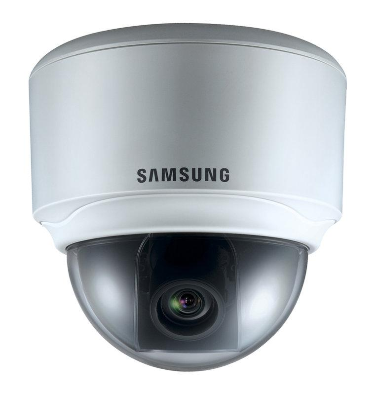 Samsung SNC-B5368 H.264 Network Mini Dome Camera
