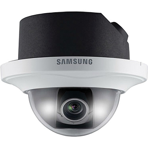 Samsung SND-5080F HD Network Dome Camera (Flush Mount)