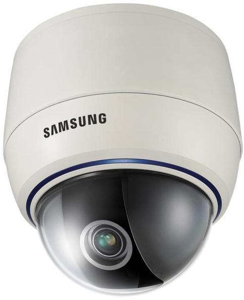 "Samsung SND-560 - 1/3"" High Performance WDR Network Dome Camera"