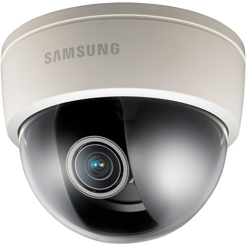 Samsung SND-7061 - 3 Mp Full HD Network Dome Camera, Ivory