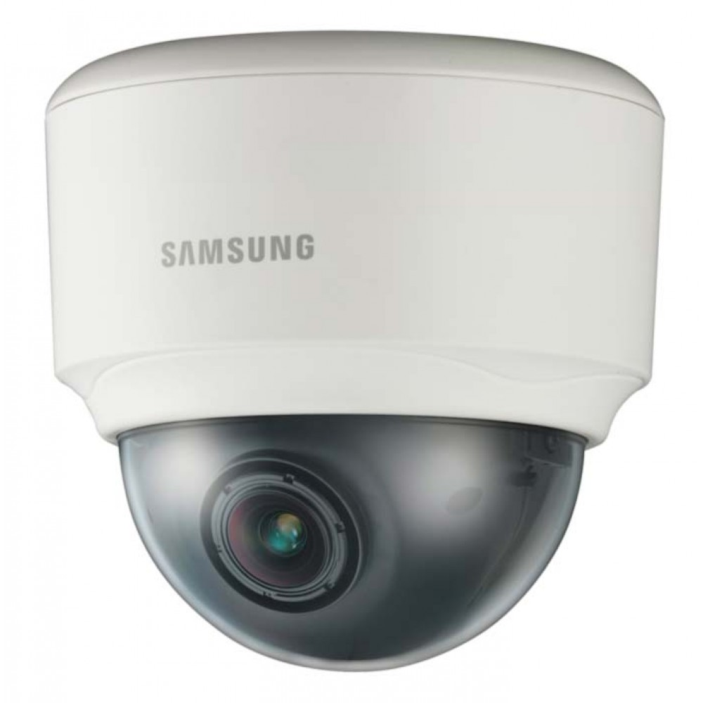 Samsung SND-7080 iPOLiS 3-Megapixel Full HD Network Dome Camera