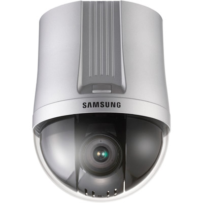 Samsung SNP-3301 Network PTZ Dome Camera