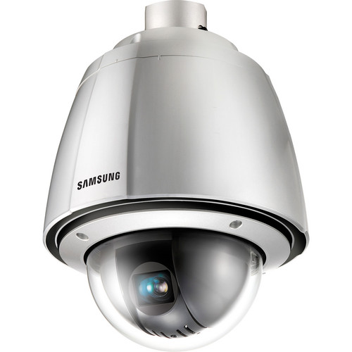 Samsung SPU-3700 Ultra Low-light Weather-proof PTZ Dome Camera (