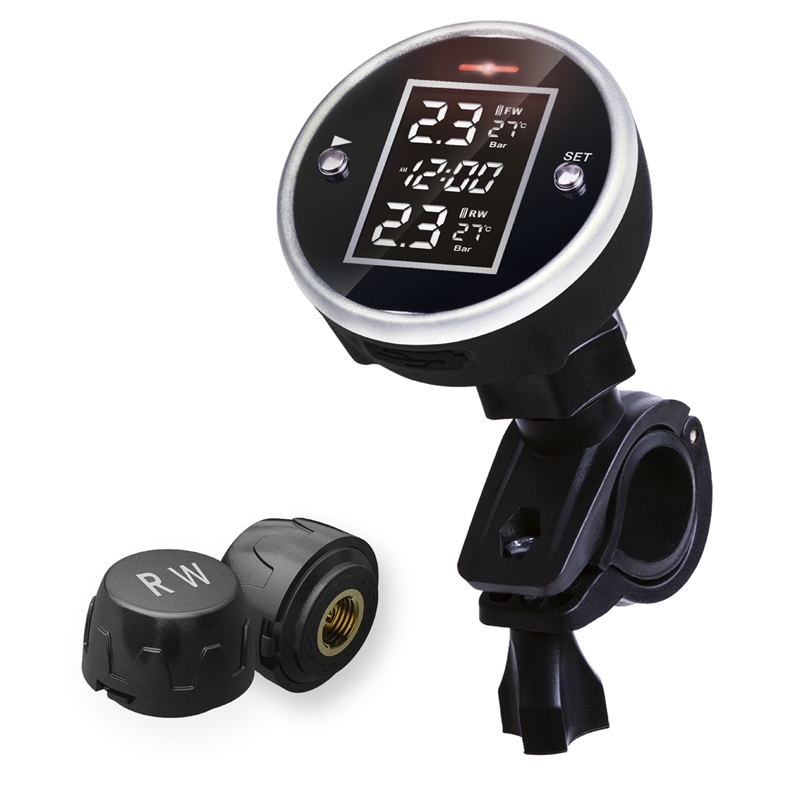 SYKIK Rider SRTP340 Wireless tire Pressure Monitoring System and