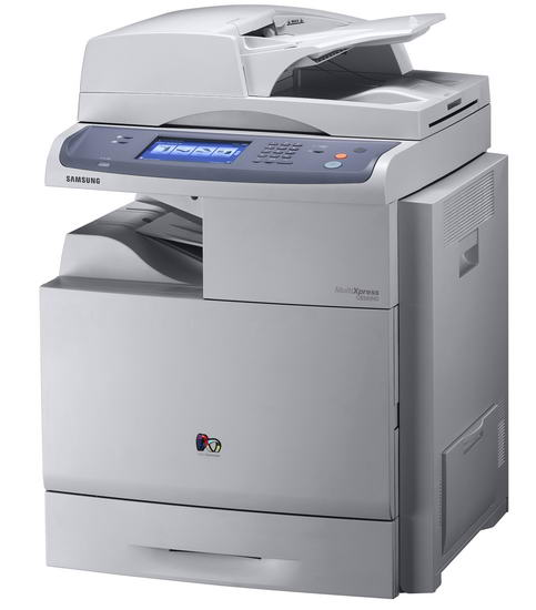 Samsung CLX-8380ND Color Laser - Printer / copier / scanner